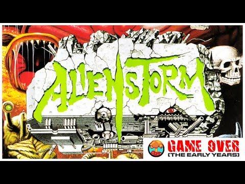 Game Over: Alien Storm (Arcade & Genesis) - Defunct Games thumbnail