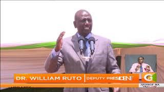 Ruto, allies continue weekend politicking