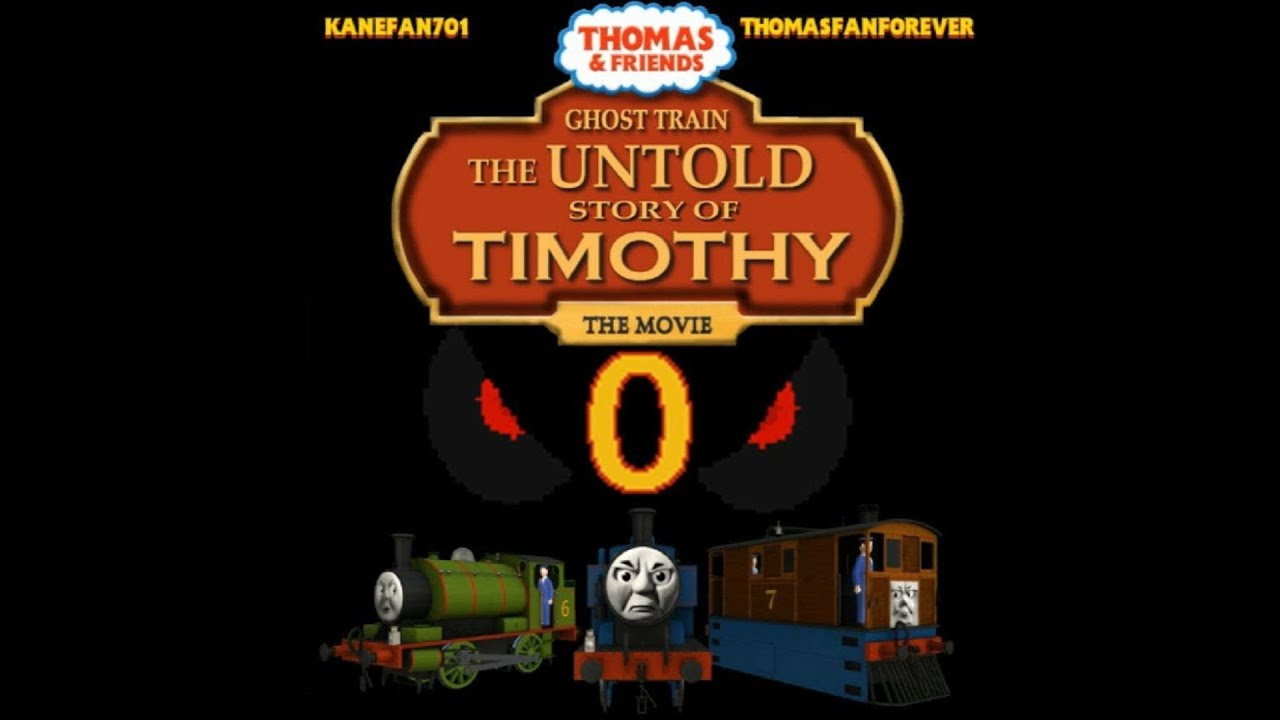 Download Ghost Train: The Untold Story of Timothy - The Movie