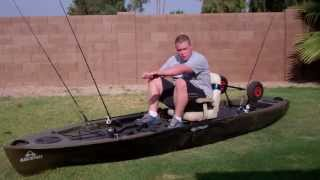 First Look at The New Ascend FS 128T Fishing Kayak