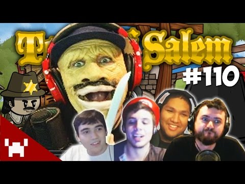 CRAZY CARL! (Town of Salem TRI CAM w/ The Derp Crew Ep. 110)