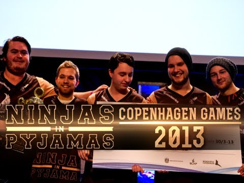 CS:GO - NiP at Copenhagen Games 2013 (Fragmovie/Documentary)