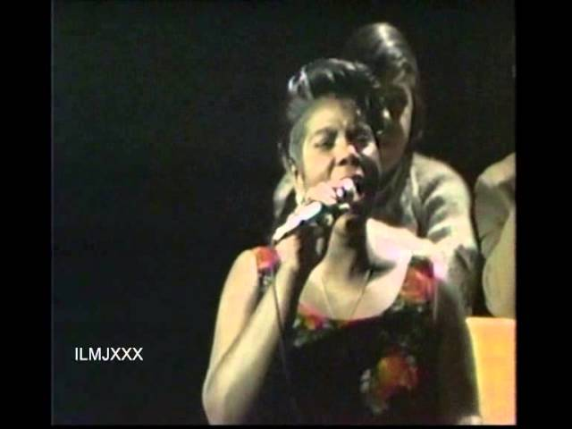 DEE DEE WARWICK - I'LL BE BETTER OFF (WITHOUT YOU) BITTER END SHOW