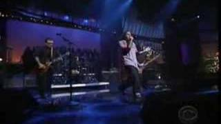 """POD - Youth of a Nation (Live Letterman 12-27-01)"" what can I say ..."