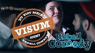 RebellComedy - Du Bist Mein Visum