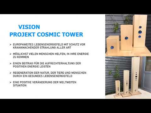 Harald Thiers: Projekt Cosmic Tower - Teil 1