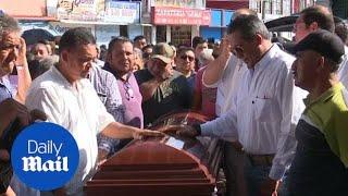 Mexican radio host Jesus Eugenio Ramos killed in Tabasco state