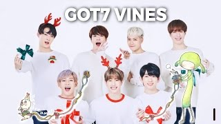 GOT7 VINE COMPILATION (#1) MP3