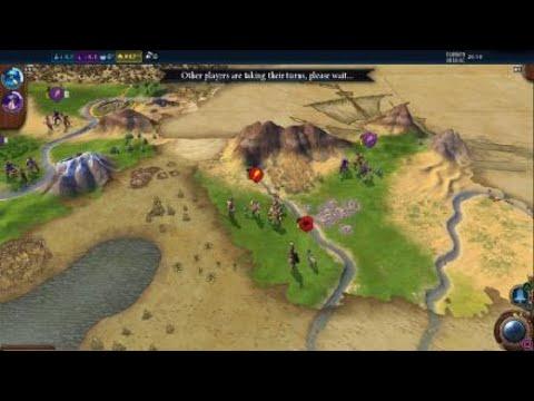 Sid Meier's Civilization VI timing capital envelopment. |