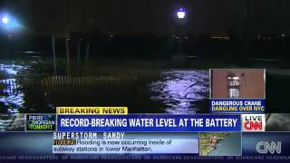 FLOODING IN NYC - SANDY