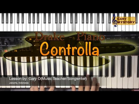 Controlla - Drake ft. Popcaan Easy Piano...