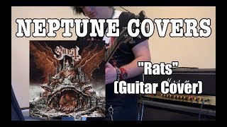 "Ghost - ""Rats"" (Guitar Cover)"