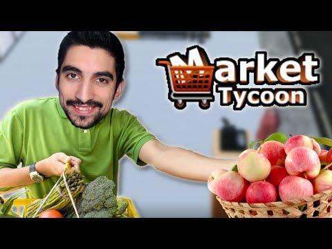 Τα μήλα μου - Market Tycoon