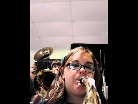 Dierks High School Band- On the Warpath