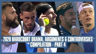 Tennis Hard Court Drama 2020 | Part 04 | Impossible Challenge