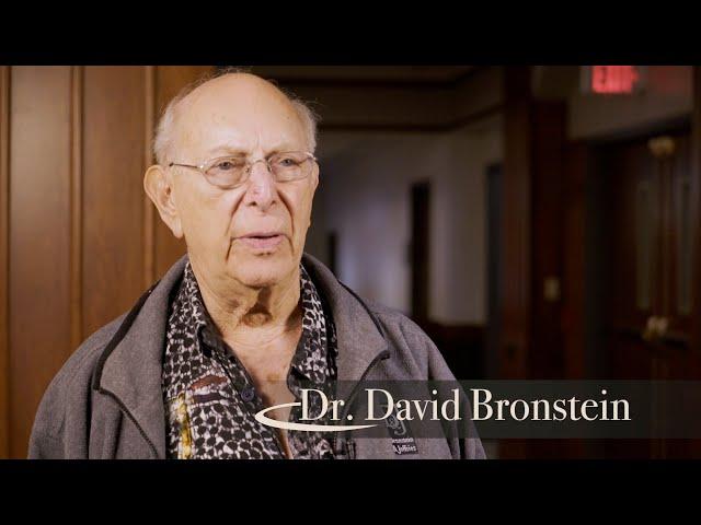 Abel Story - Dr  David Bronstein