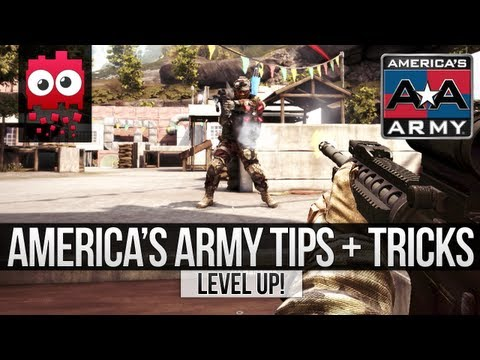 Level Up! - America's Army Proving Grounds Beta - Tips and T