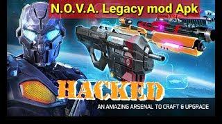 N.O.V.A. Legacy mod apk || download || 【Hindi】