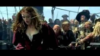 Трейлер Пираты Карибского моря: Проклятие Чёрной Жемчужины 2003