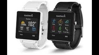 Running GPS Watch Review (Garmin VivoActive)