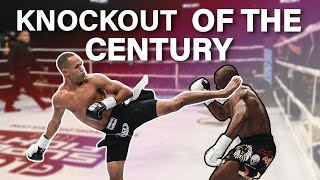"""Epic Glory Moments: """"Knockout of the Century"""" ‒ Raymond Daniels 