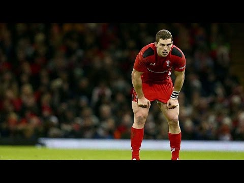 George North (Tribute) - The Animal