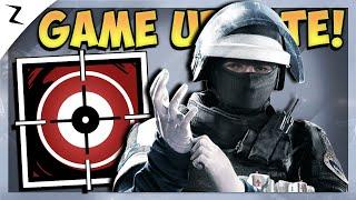 MASSIVE GAME UPDATE! Glaz & MP5 | Next-Gen Upgrade! - Rainbow Six Siege