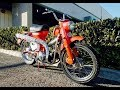 1964 Honda CT 200 Trail 90 by DRIVEN co