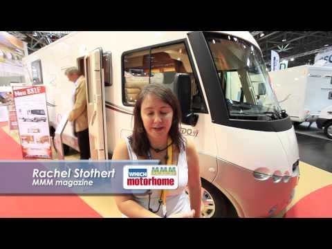 Unique Frankia Platin Limited Edition  2013 Dusseldorf Caravan Salon  MMM