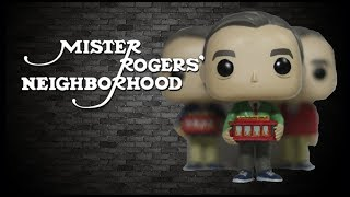 MR ROGERS Funko Pop Collection Review