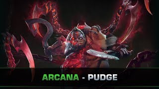 Dota 2 Pudge Arcana - The Feast of Abscession