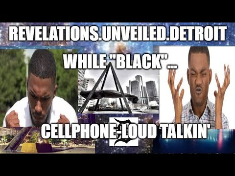 """WHILE """"BLACK""""... Talking TOO LOUDLY..."""