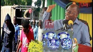 LIVE: KIMENUKA: JPM ampiga STOP Waziri Biteko ''nataka kujua kwanini madini yanaibwa?''
