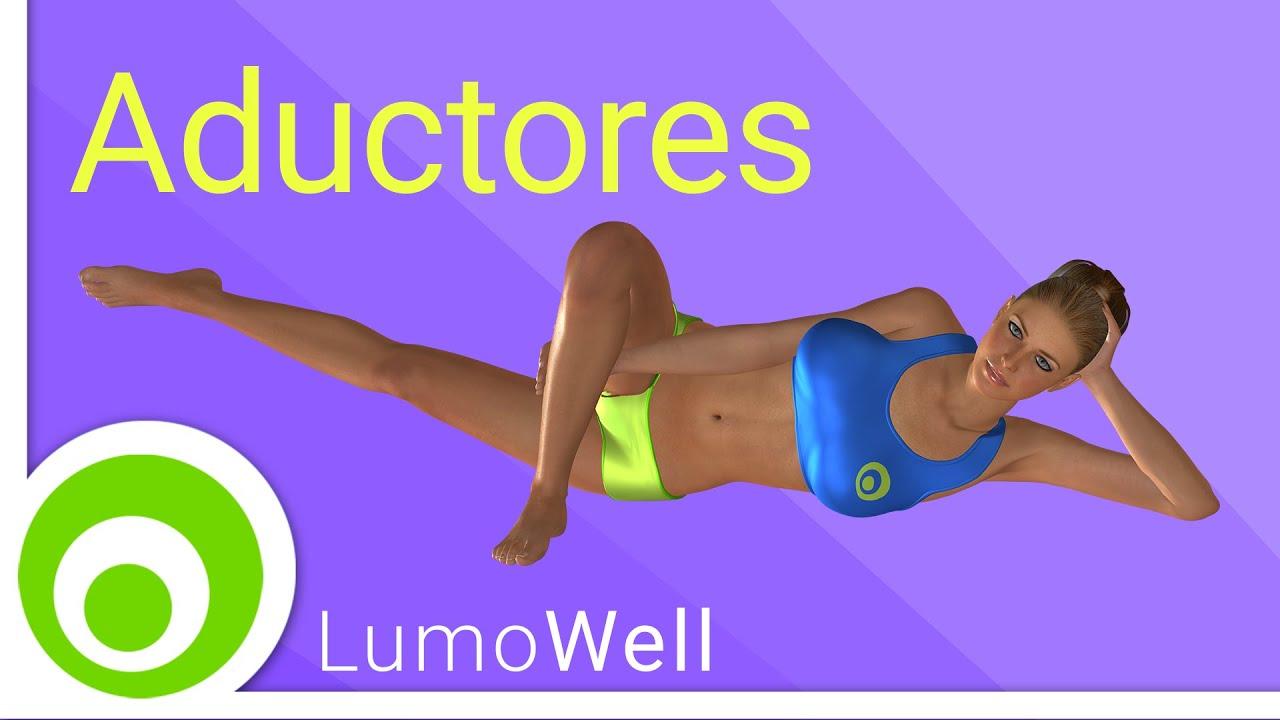 ejercicios para aductores adelgazar y endurecer la parte