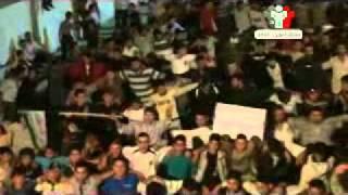 سوريا المجد   حمص   ديربعلبة مظاهرة مسسائية حاشدة   اغنية حزينة 2 10 2011