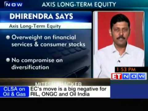 Axis long-term equity fund: Dhirendra Kumar's view