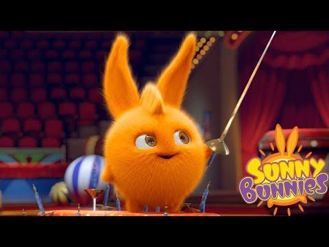 Cartoons for Children   Sunny Bunnies SUNNY BUNNIES THE SWORDSMAN   Funny Cartoons For Children