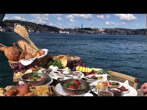 Boğaz'da Pazar Kahvaltısı | Lacivert Restaurant