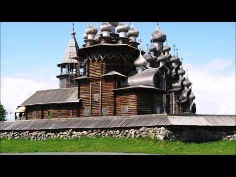 Kizhi Island Moscow. River Cruise