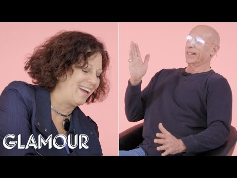 Seniors Try LED Eyelashes from Instagram | Glamour