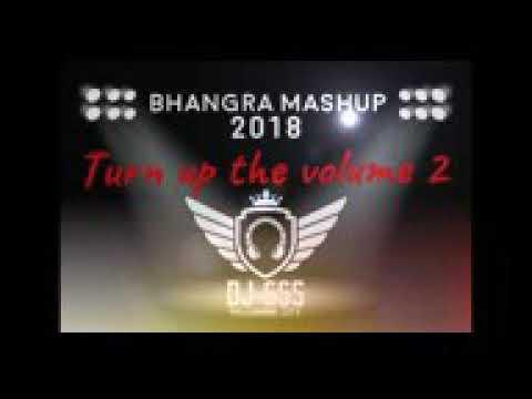 New Lahoria Production Dj Remix Bhangra Mashup