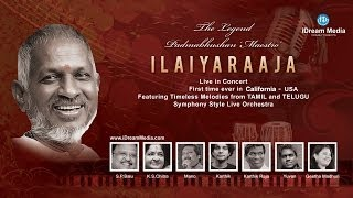 Maestro Ilaiyaraaja Music Concert 2013 - Telugu - California, USA