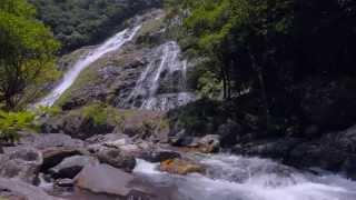 Waterfall Relaxation 60min 4K (Ultra HD)