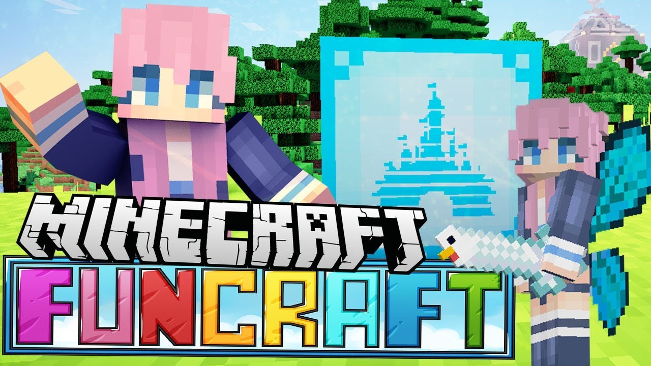 Disney Wish Come True | Ep. 7 | Minecraft FunCraft