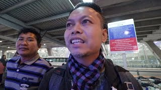 Traveling to Thailand - RETURN to CAMBODIA