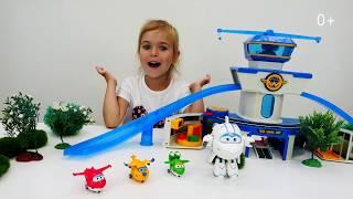 Супер крылья - игрушки super wings