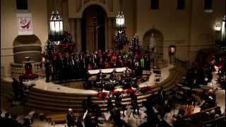 "San Gabriel Valley Choir & Orchestra - ""Creation"" (St. Denis Church 12.29.2012)"