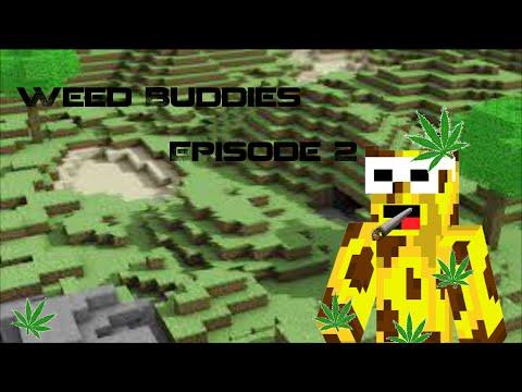 Minecraft-Weed Buddies 2 - Gathering Supplies