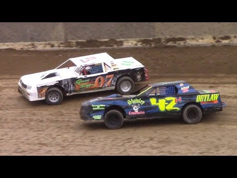 Pure Stock Heat One | Old Bradford Speedway | 9-8-18