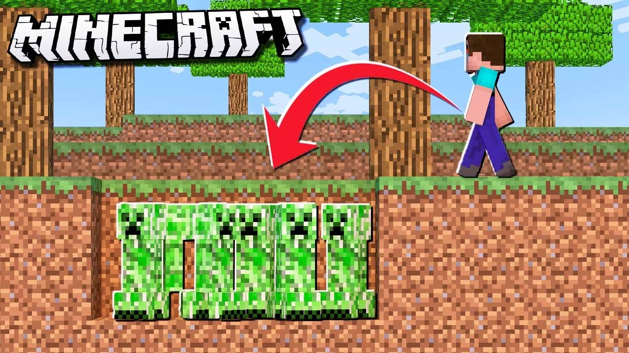 how to make a trap in minecraft youtube